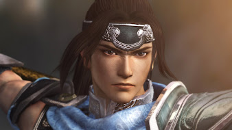 #4 Dynasty Warriors Wallpaper
