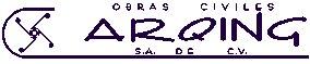 OBRAS CIVILES ARQING S.A. DE C.V.