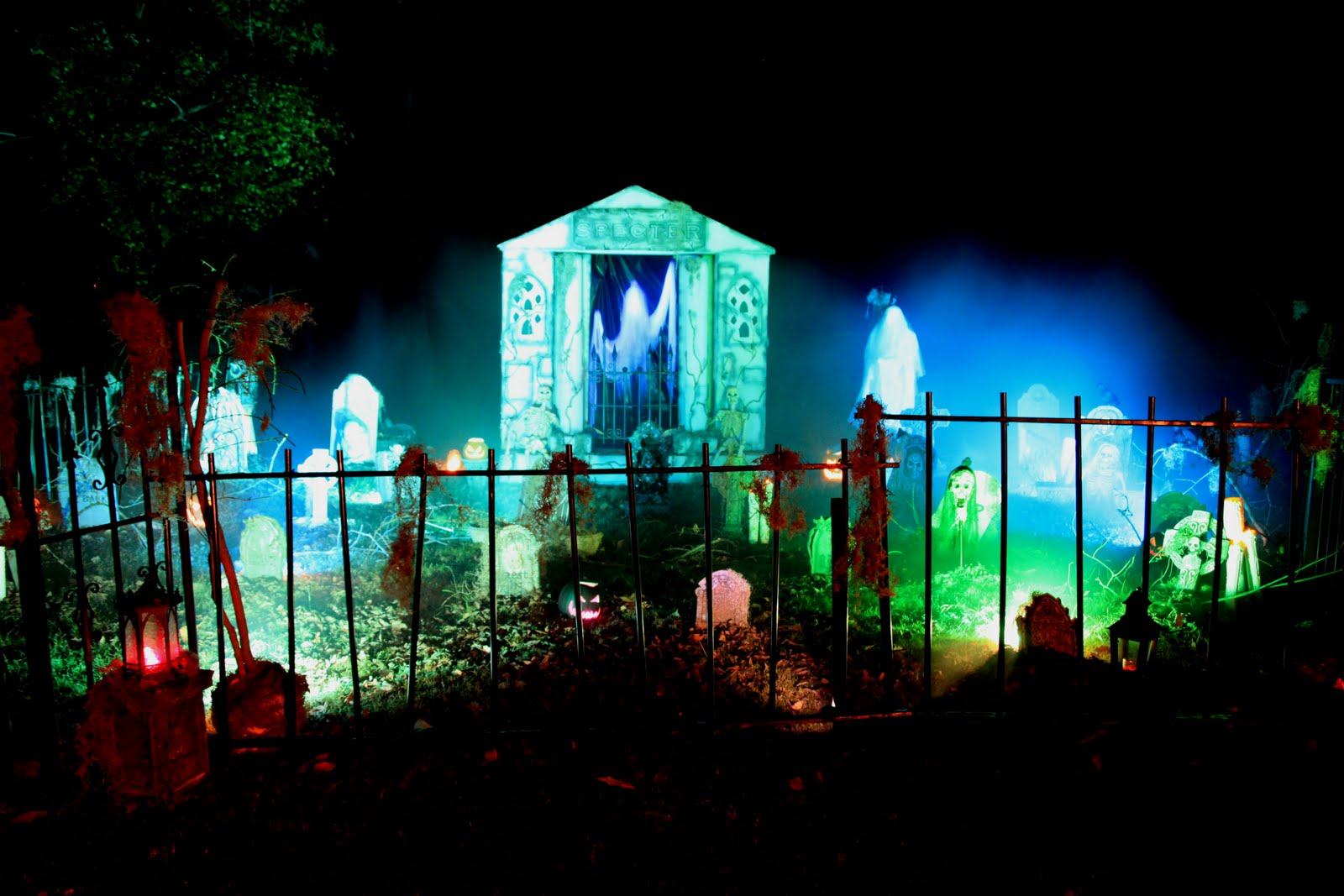 haunted house lighting ideas. The Haunted Mansion House Lighting Ideas G