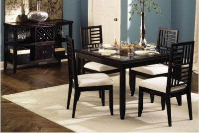 Decorate Dinning Space With Elegant Furniture-027