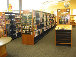 Southside Children's Shelves