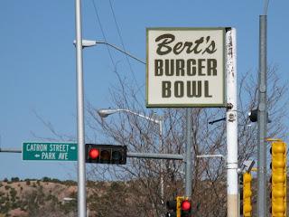 Bert's Burger Bowl