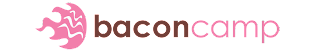 BaconCamp logo