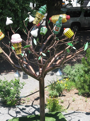 Urban Fruit Tree