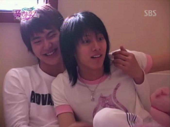 hankyung and heechul relationship