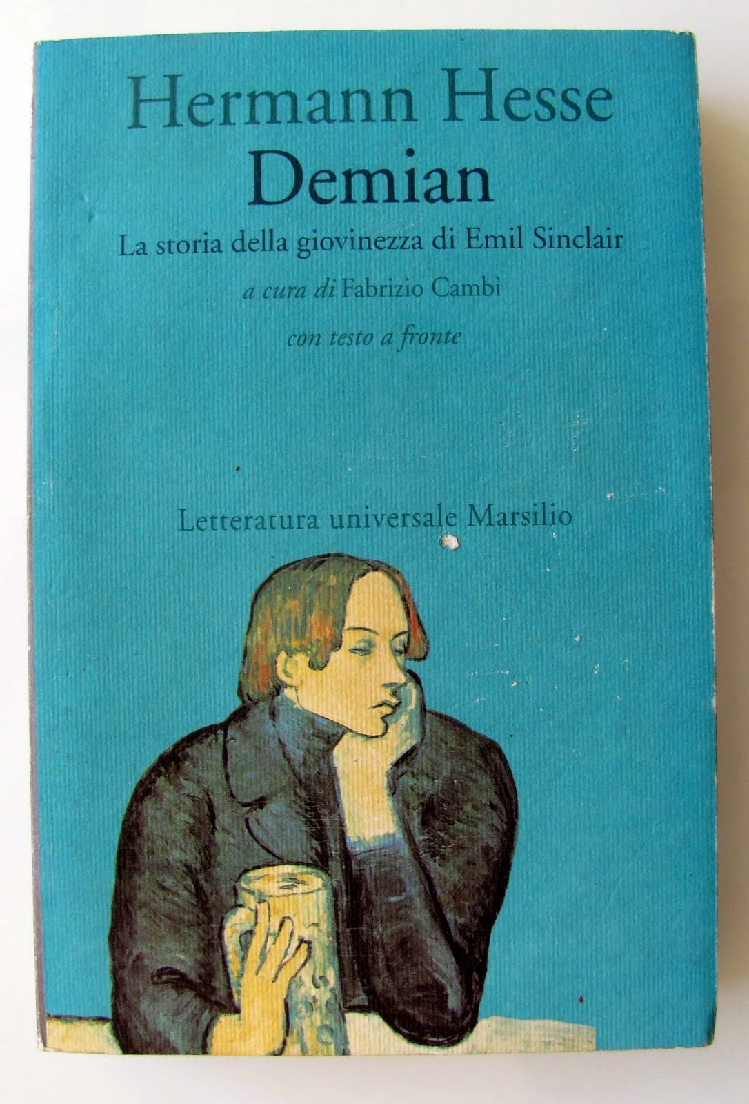 demian hermann hesse essay topics Essays and criticism on hermann hesse's demian - demian in this novel of development, hesse writes a confessional novel about the struggles of emil sinclair, a sensitive young minister's son.