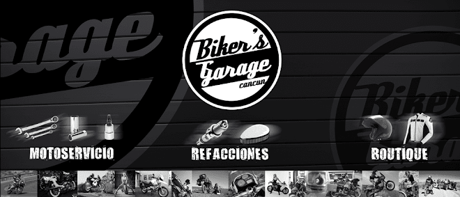 Bikers Garage Cancun