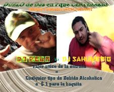 Dj Sahumerio VS DJ Pela