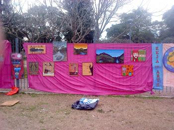 Exposicion en la  Reja del Arte