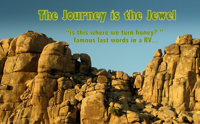 The Journey is the Jewel