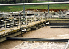 common wastewater treatment plant