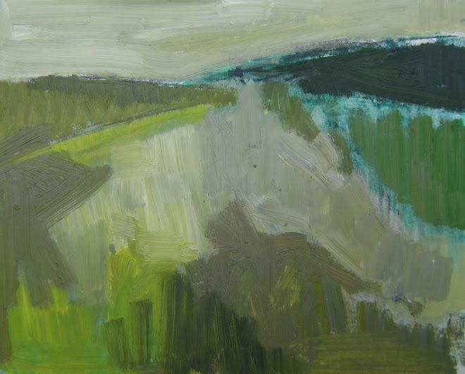 boceto paisaje