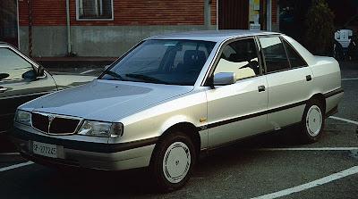 1990 Lancia Dedra