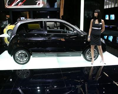 2007 Lancia Ypsilon Sport Momodesign Wallpapers Pictures Photos