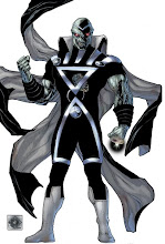 Black Lantern J'Onn J'Onzz