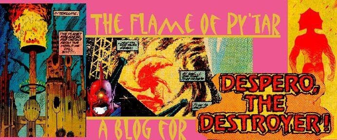 The Flame of Py'tar