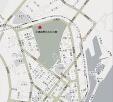 花蓮縣原住民文化館地圖
