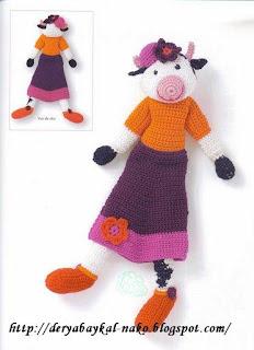 49680135 Örgüden oyuncak modelleri