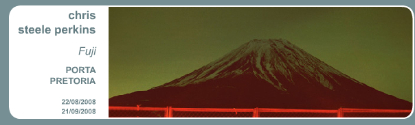 Fuji di Chris Steele Perkins.