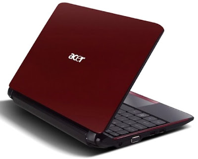 Netbook Acer Aspire one AO532h