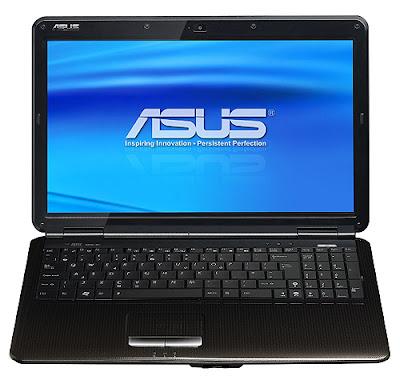 Spesifikasi Laptop ASUS K40IJ