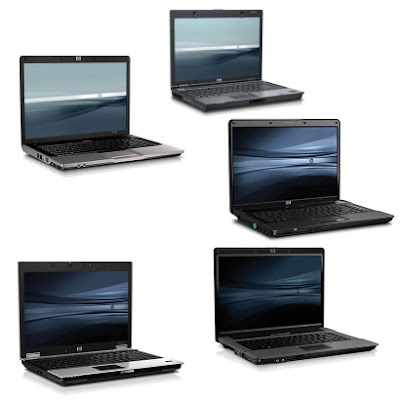HP Compaq laptops