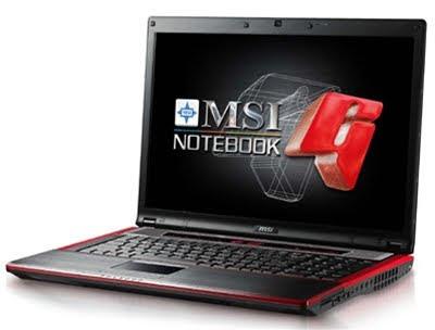 MSI MegaBook X340