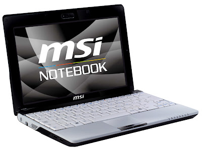 Netbook MSI Wind U123H (3G)