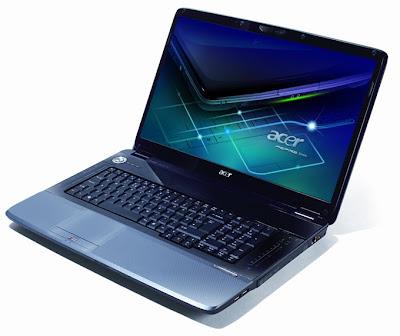 Laptop Acer Aspire 8730 6951 Info Harga Laptop Notebook Terbaru