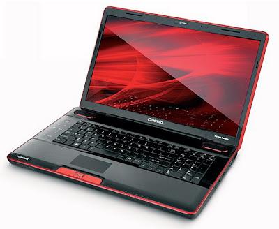 Toshiba Qosmio X505-Q888