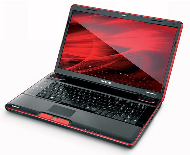 Toshiba Qosmio X505-Q882 - Laptop Intel i5-450M Processor