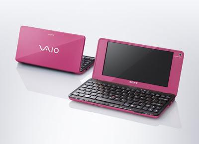 Sony Vaio VGN-P45GK/P