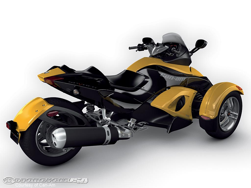 can am spyder. Black Bedroom Furniture Sets. Home Design Ideas