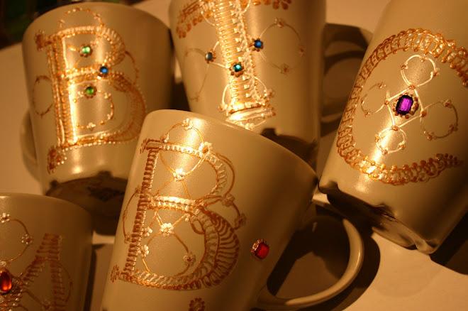"""Nouveaux mugs """"irisés"""""""