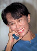 Daw Aung San Suu Kyi