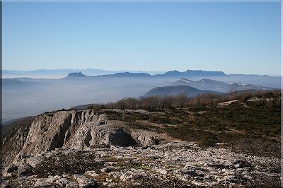 Sierras de la Demanda y Toloño.