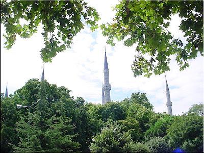 Almirares de la Mezquita Azul