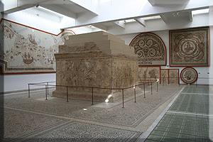 Sala del Mausoleo