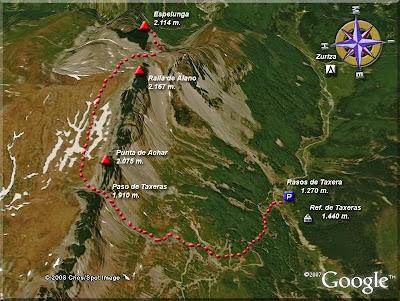 Ampliar mapa recorrido