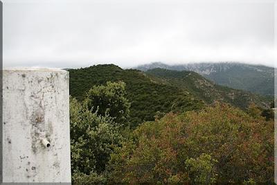 San Cristóbal desde la antecima