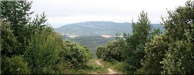 Ozio y Txulato desde la cima