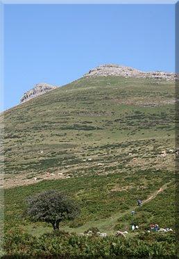 Urkulu desde el Cdo. de Soraluze