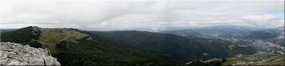 Panorámica desde Elorreta