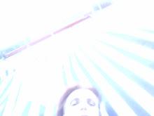 Un rayo azul