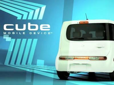 cube Get cubed
