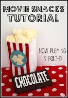 flanel popcorn
