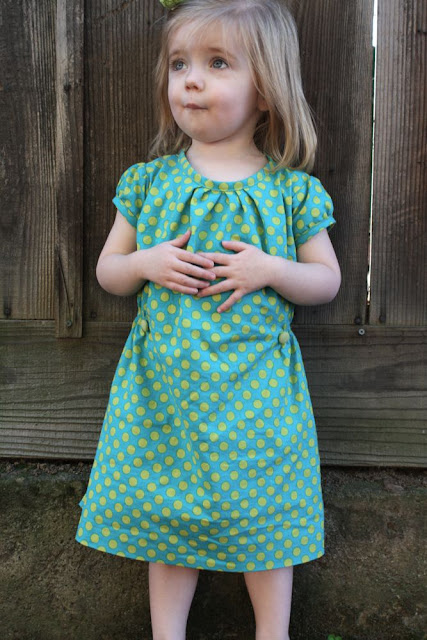 Anthropologie Dress Knock Off Sewing Tutorial