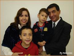 Pr. Salomão e Adriana Rodrigues