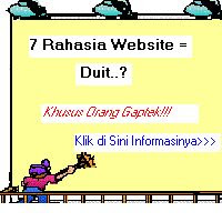 RAHASIA WEBSITE PEMULA