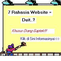 RAHASIA WEBSITE PEMULA